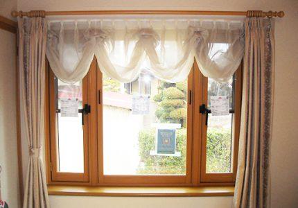 3連窓プラマードU施工事例
