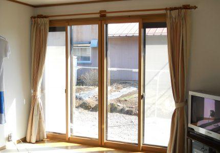 エコ内窓プラマードU(複層タイプ)施工事例