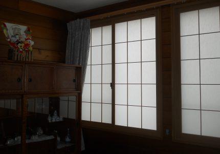 """エコ内窓""""プラマードU""""施工事例"""