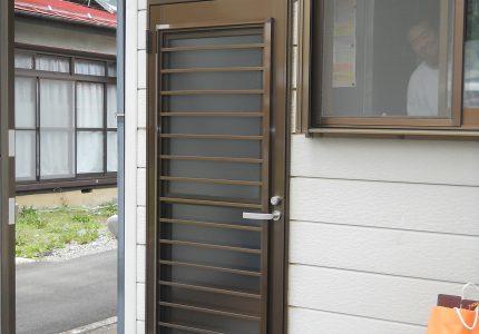 通風ドアで節電対策!