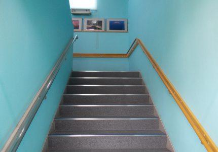 階段の上り下りがとっても楽ちん!