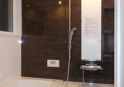 ポッカポカな浴室に変貌!