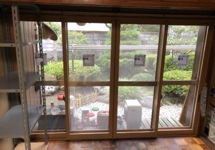 今から迎える冬に向けて内窓で寒さ対策!