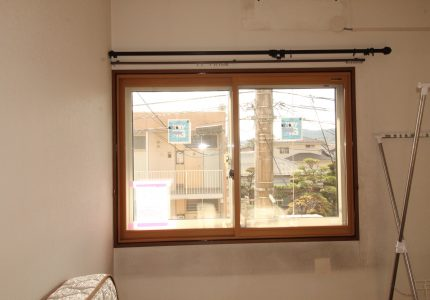 窓からはじめる快適空間づくり
