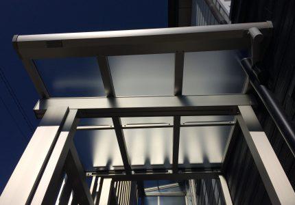 オリジナル❕外階段の屋根🤗