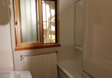 ホーローでキレイが続く浴室・洗面化粧台🙌