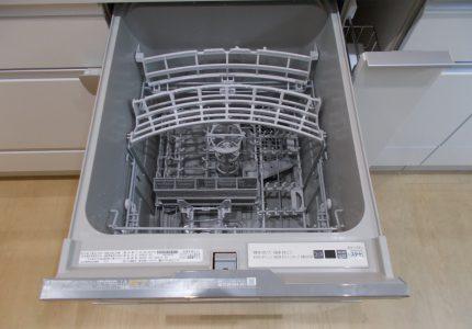 家事ラク👍一度でたっぷり洗える食洗機🍽
