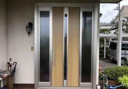 玄関リフォームで家の印象も変わります💁