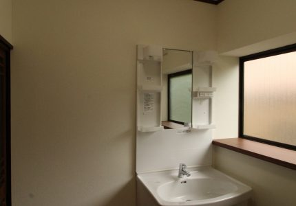 心も身体もリラックスできる浴室🛁