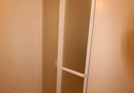 浴室ドアが短時間で快適キレイに🌟