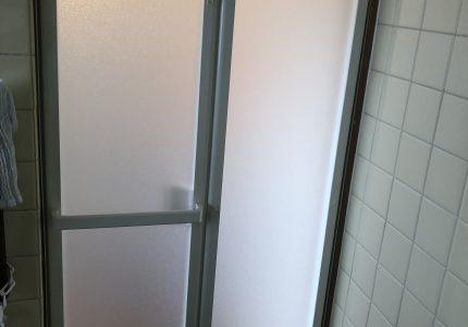 浴室ドアから折戸にもできます🤗