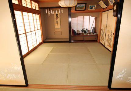 畳キレイで癒しの空間に🍵