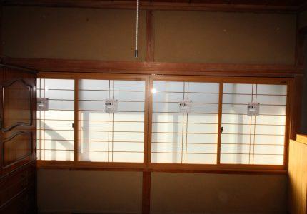 内窓で和障子を演出💁