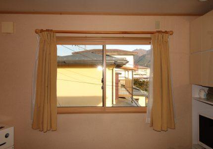 内窓で暖かく、お部屋の印象も明るく✨