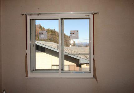 内窓で寒さを和らげ快適に✨