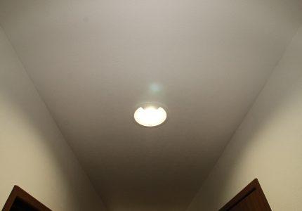 便利な人感センサー付照明😊