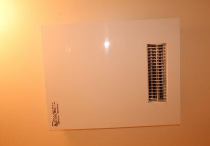 浴室暖房乾燥機で浴室内が快適に🎵