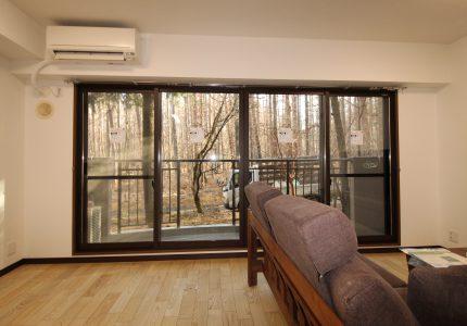 断熱効果が高い内窓で冬も快適に🍵