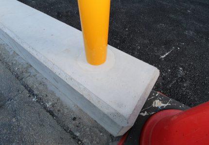 転落防止柵で安全対策🚧