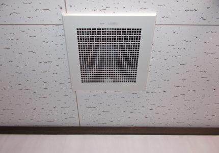 コロナ対策で換気扇を新しく🆕