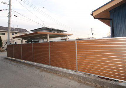 お庭まわりをフェンスで安全・快適に🌷