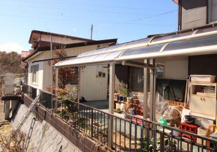 テラス屋根を取付けました🎵