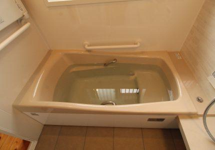 極上のくつろぎを味わえる浴室🛀