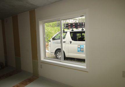アルミ樹脂複合窓が快適さをプラス🎵