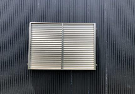 窓の防犯性を高めました☝