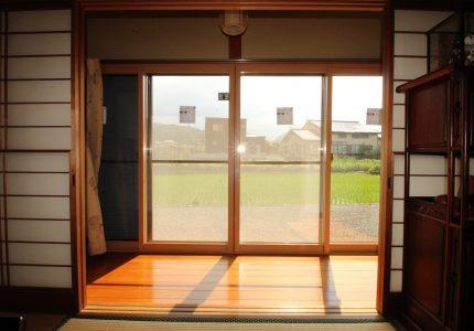 内窓で電車の走行音も軽減🚃