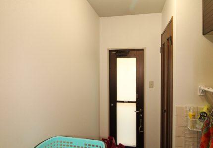 壁のクロスを貼り替え明るいお部屋に🌟