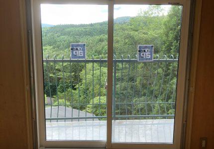 大掛かりな工事がなく断熱性の高い窓へ🎵