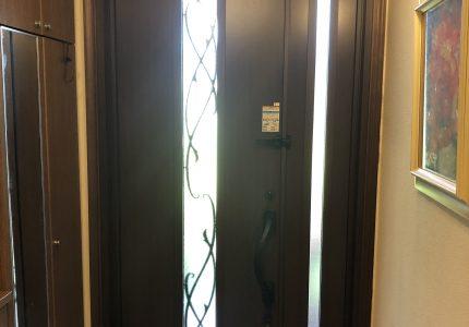 玄関リフォームでデザインを一新🆕