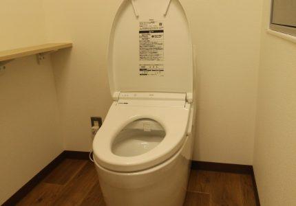 給湯室を新しく、トイレも増設しました👏
